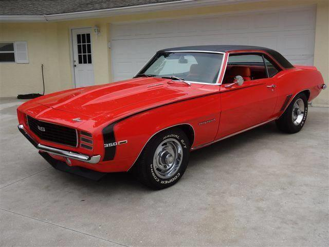 1969 Chevrolet Camaro RS (CC-1352876) for sale in Sarasota, Florida