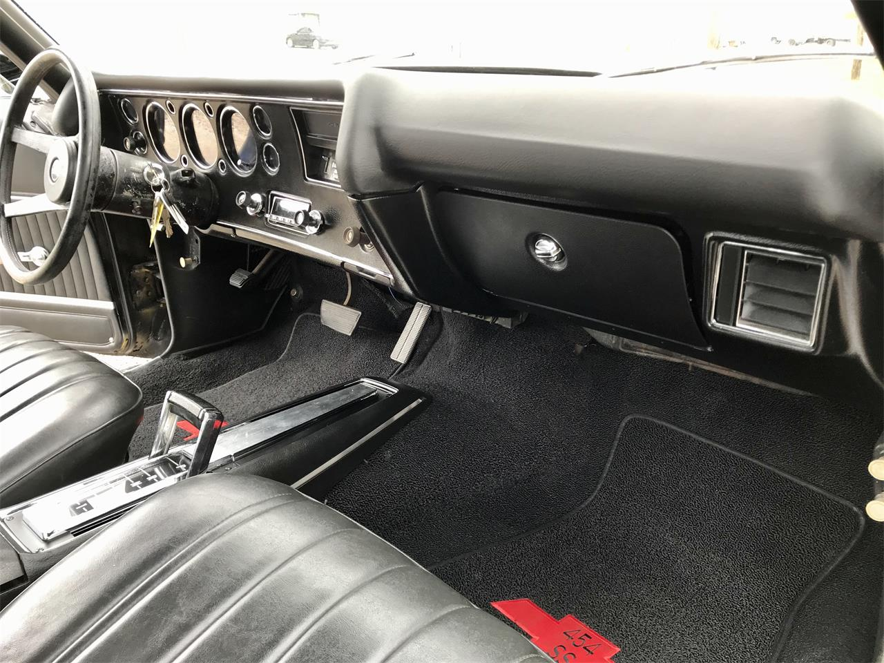 1972 Chevrolet Chevelle (CC-1352879) for sale in Sherman, Texas