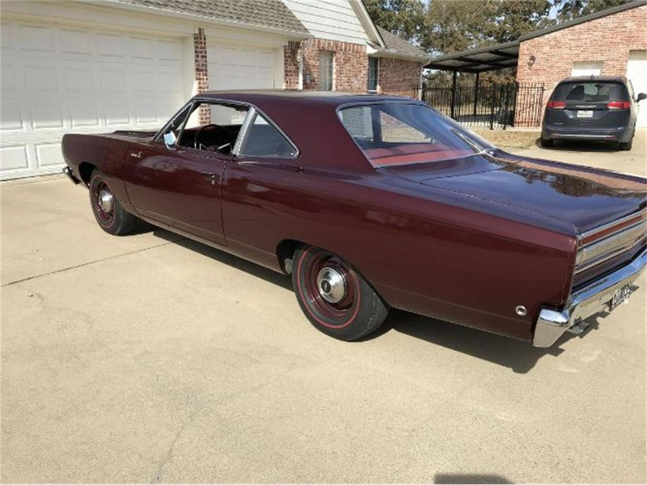 1968 Plymouth Road Runner (CC-1350288) for sale in Cadillac, Michigan