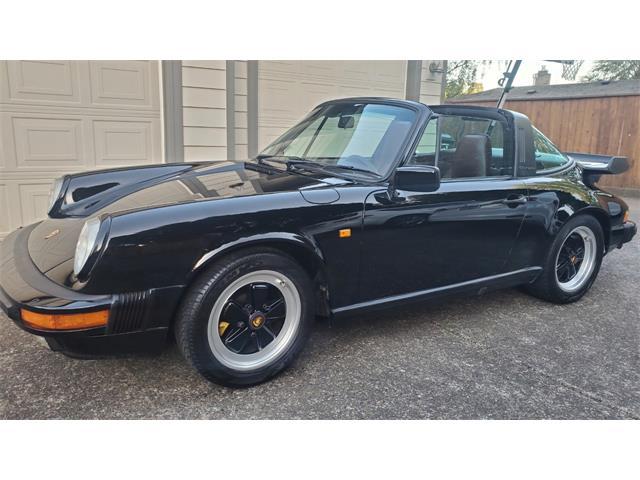1986 Porsche 911 Carrera (CC-1352882) for sale in Beaverton, Oregon