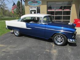 1955 Chevrolet Bel Air (CC-1352888) for sale in Goodrich, Michigan