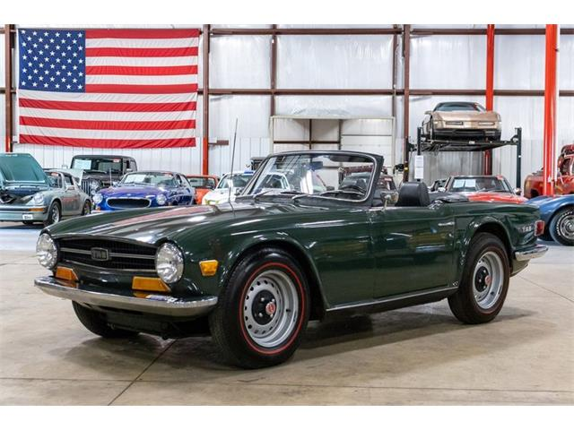 1970 Triumph TR6 (CC-1352890) for sale in Kentwood, Michigan