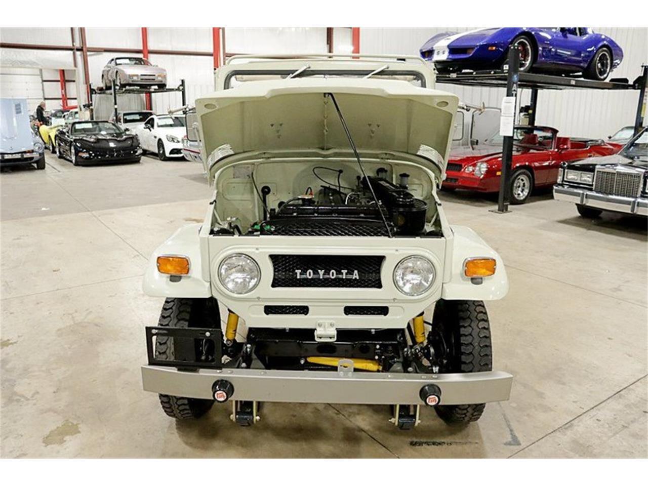 1970 Toyota Land Cruiser FJ (CC-1352895) for sale in Kentwood, Michigan