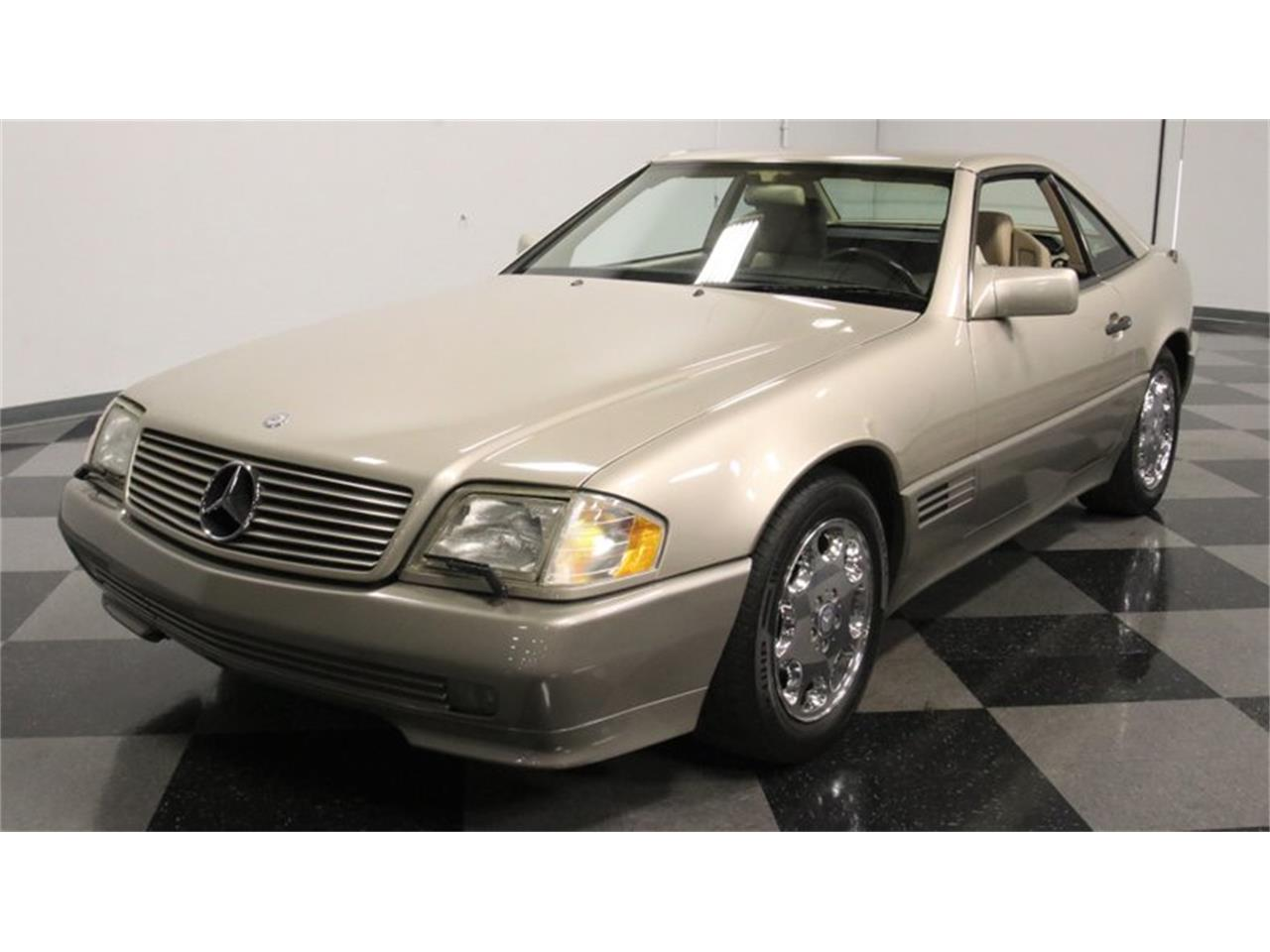 1995 Mercedes-Benz SL500 (CC-1352909) for sale in Lithia Springs, Georgia