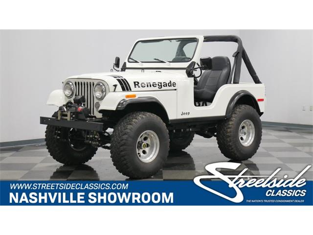 1977 Jeep CJ5 (CC-1352913) for sale in Lavergne, Tennessee