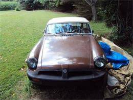 1980 MG MGB (CC-1350293) for sale in Cadillac, Michigan