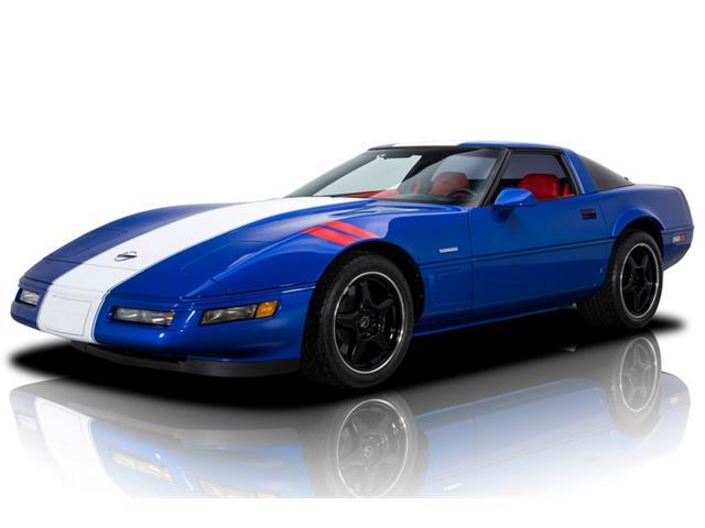 1996 Chevrolet Corvette (CC-1352933) for sale in Charlotte, North Carolina