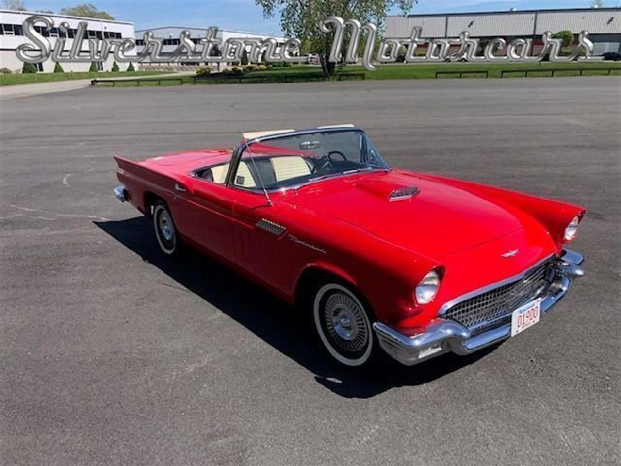 1957 Ford Thunderbird (CC-1352934) for sale in North Andover, Massachusetts