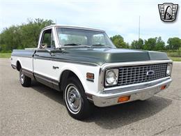 1972 Chevrolet C10 (CC-1352937) for sale in O'Fallon, Illinois