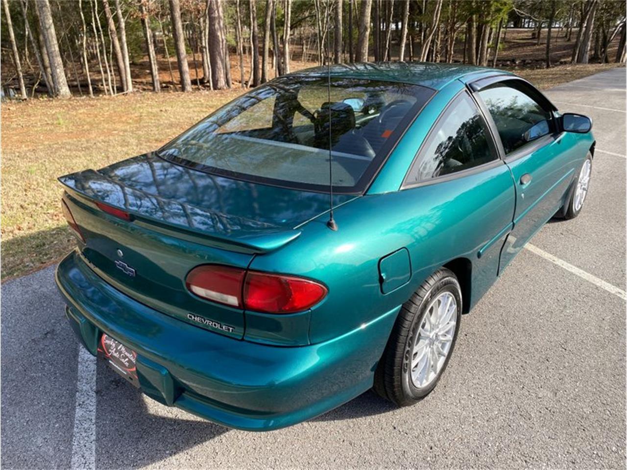 1997 Chevrolet Cavalier (CC-1352947) for sale in Lenoir City, Tennessee