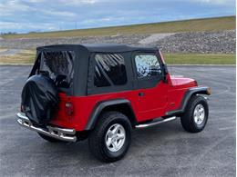 1997 Jeep Wrangler (CC-1352956) for sale in Lenoir City, Tennessee