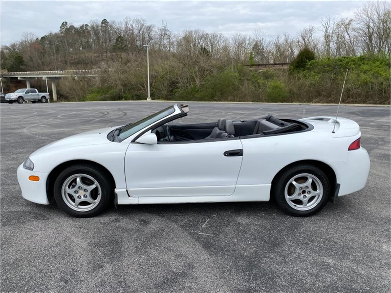 1998 Mitsubishi Eclipse (CC-1352963) for sale in Lenoir City, Tennessee