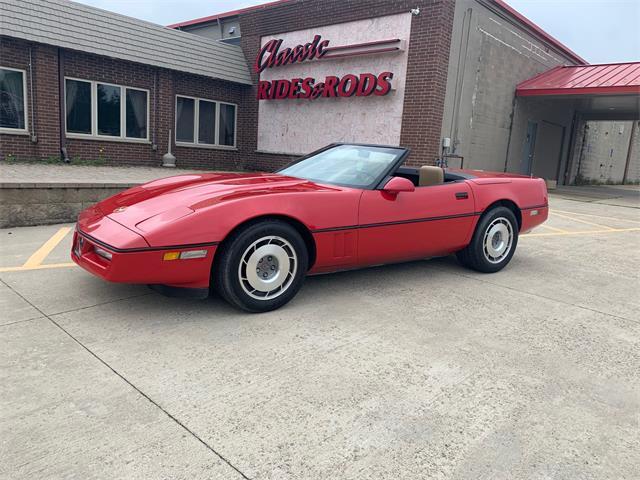 1987 Chevrolet Corvette (CC-1352967) for sale in Annandale, Minnesota