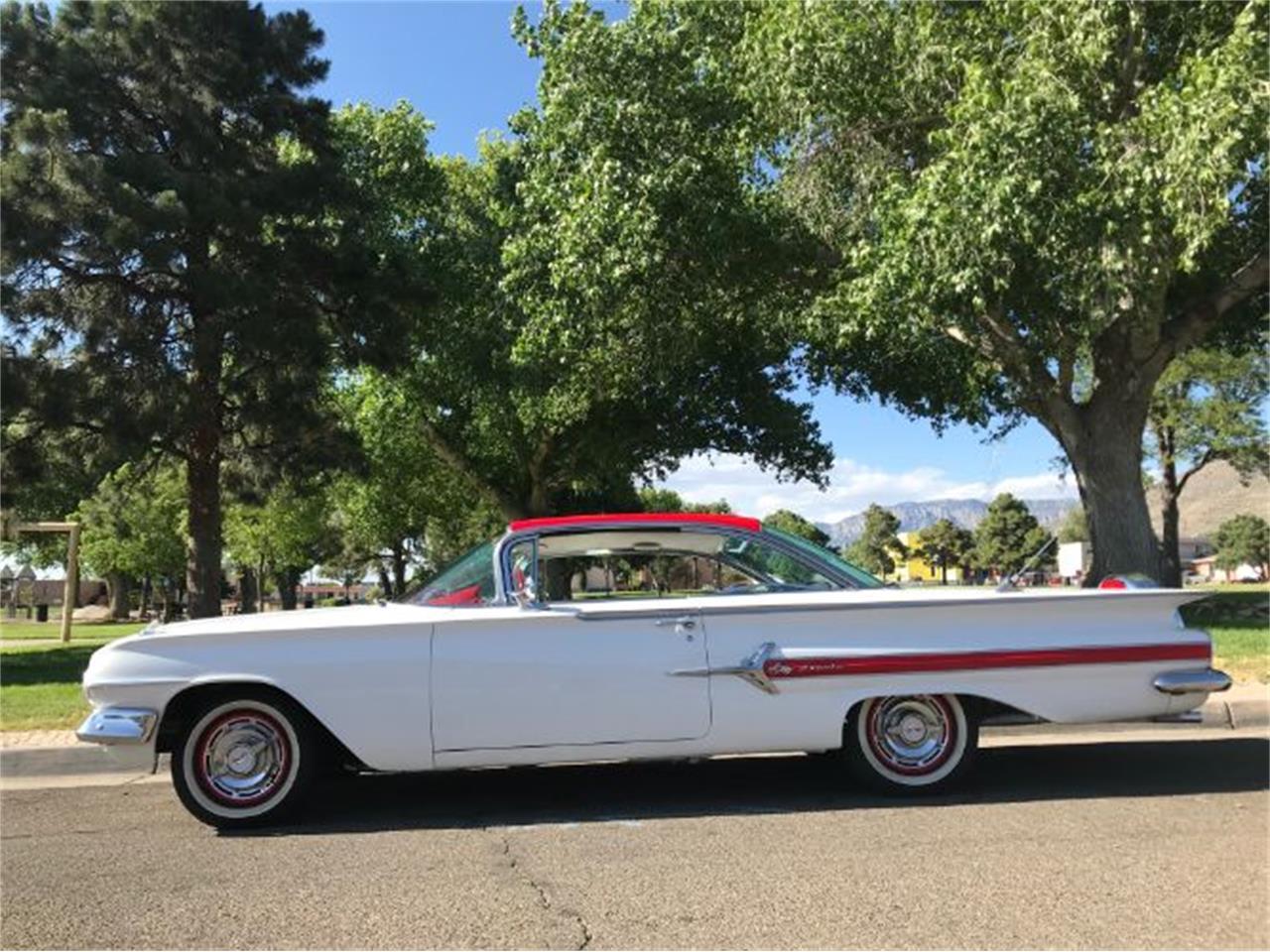 1960 Chevrolet Impala (CC-1350297) for sale in Cadillac, Michigan