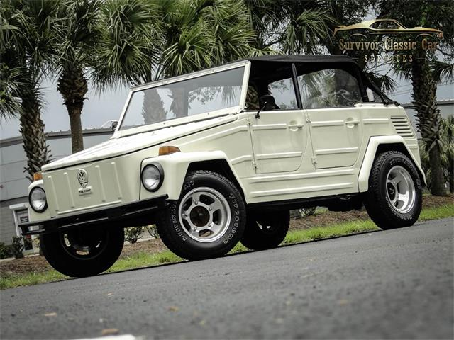 1973 Volkswagen Thing (CC-1352975) for sale in Palmetto, Florida