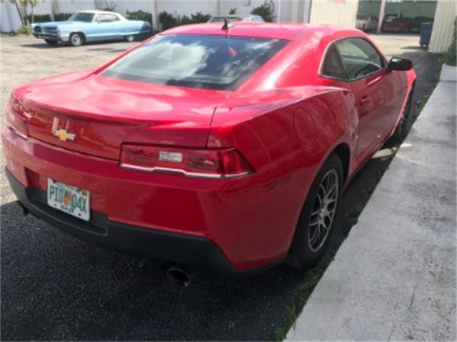 2015 Chevrolet Camaro (CC-1352976) for sale in Miami, Florida