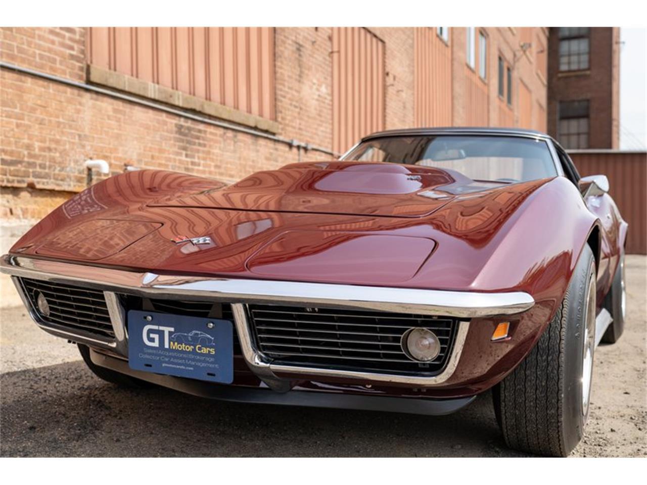 1969 Chevrolet Corvette (CC-1352982) for sale in Wallingford, Connecticut