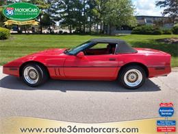 1986 Chevrolet Corvette (CC-1352996) for sale in Dublin, Ohio