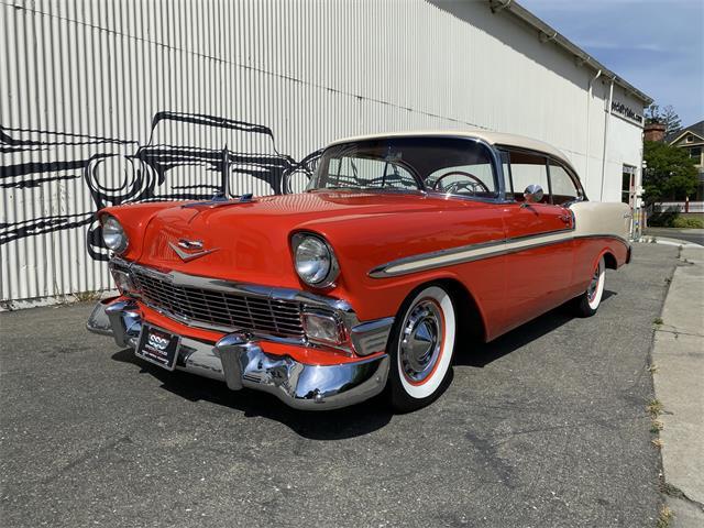 1956 Chevrolet Bel Air (CC-1350003) for sale in Fairfield, California