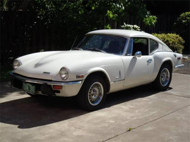 1972 Triumph GT-6 (CC-1350030) for sale in Cadillac, Michigan