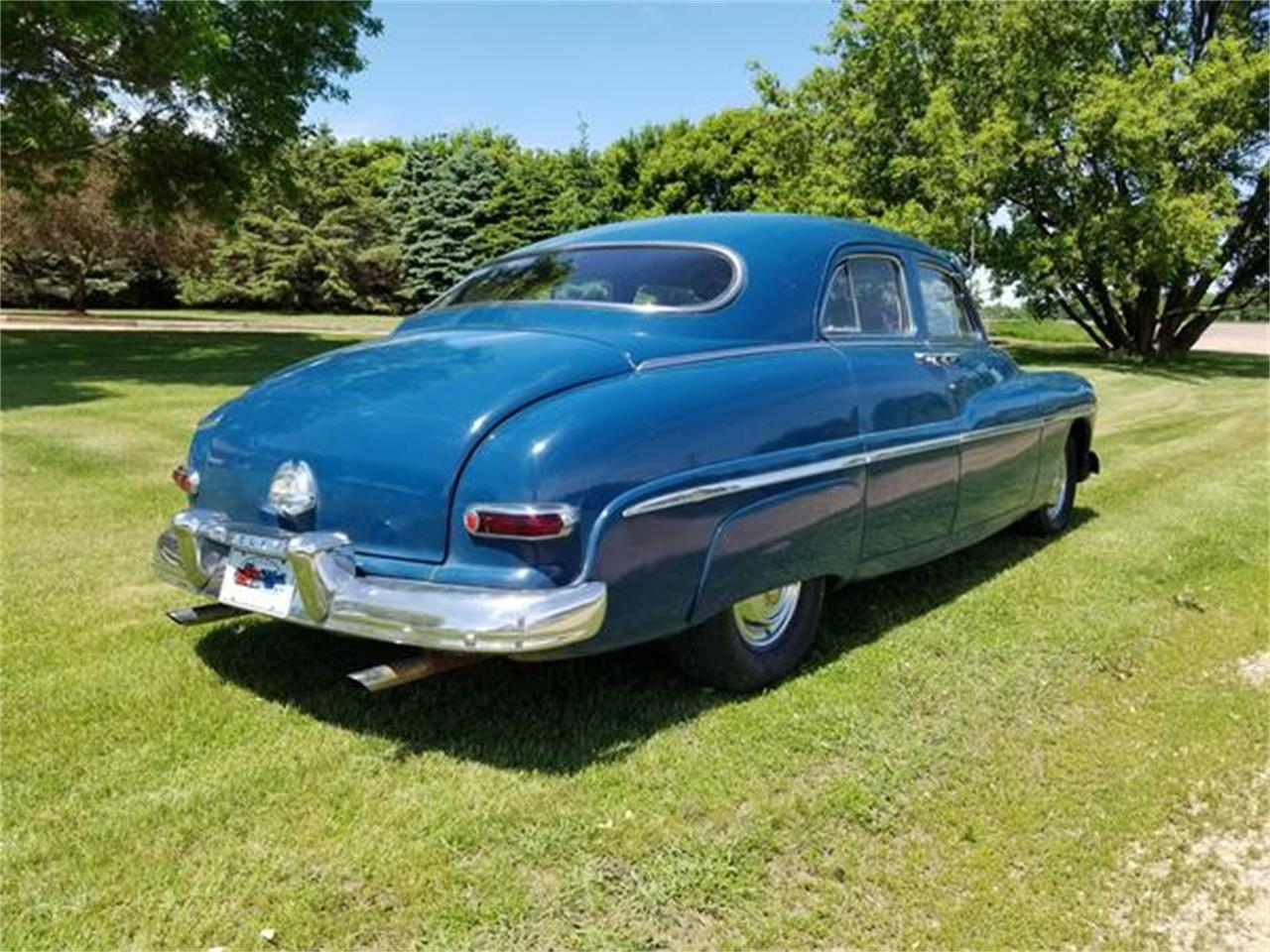 1950 Mercury 2-Dr Coupe (CC-1353011) for sale in New Ulm, Minnesota