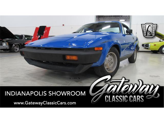 1977 Triumph TR7 (CC-1353019) for sale in O'Fallon, Illinois