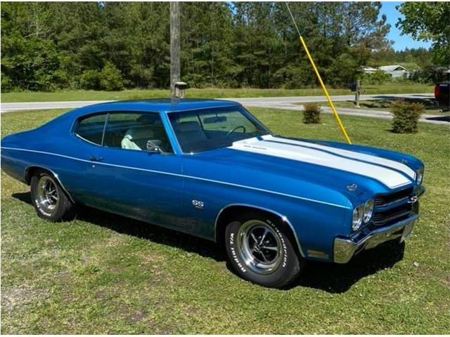 1970 Chevrolet Chevelle SS (CC-1353025) for sale in WILMINGTON, North Carolina