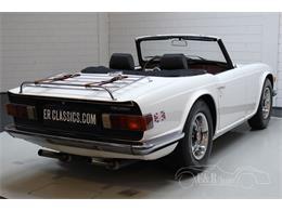 1973 Triumph TR6 (CC-1353026) for sale in Waalwijk, Noord Brabant