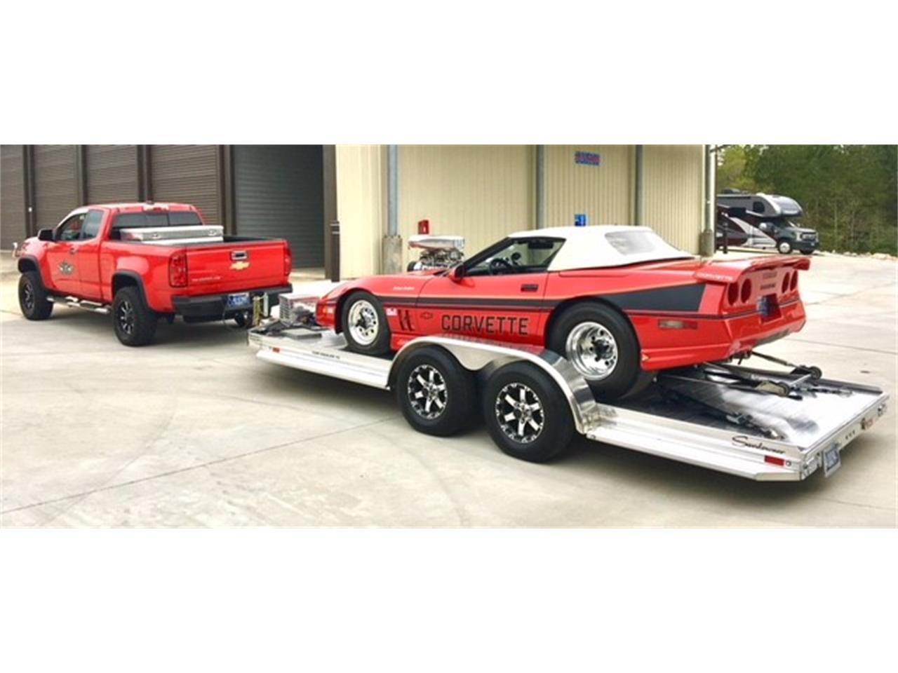 1986 Chevrolet Corvette (CC-1353029) for sale in Montgomery, Texas