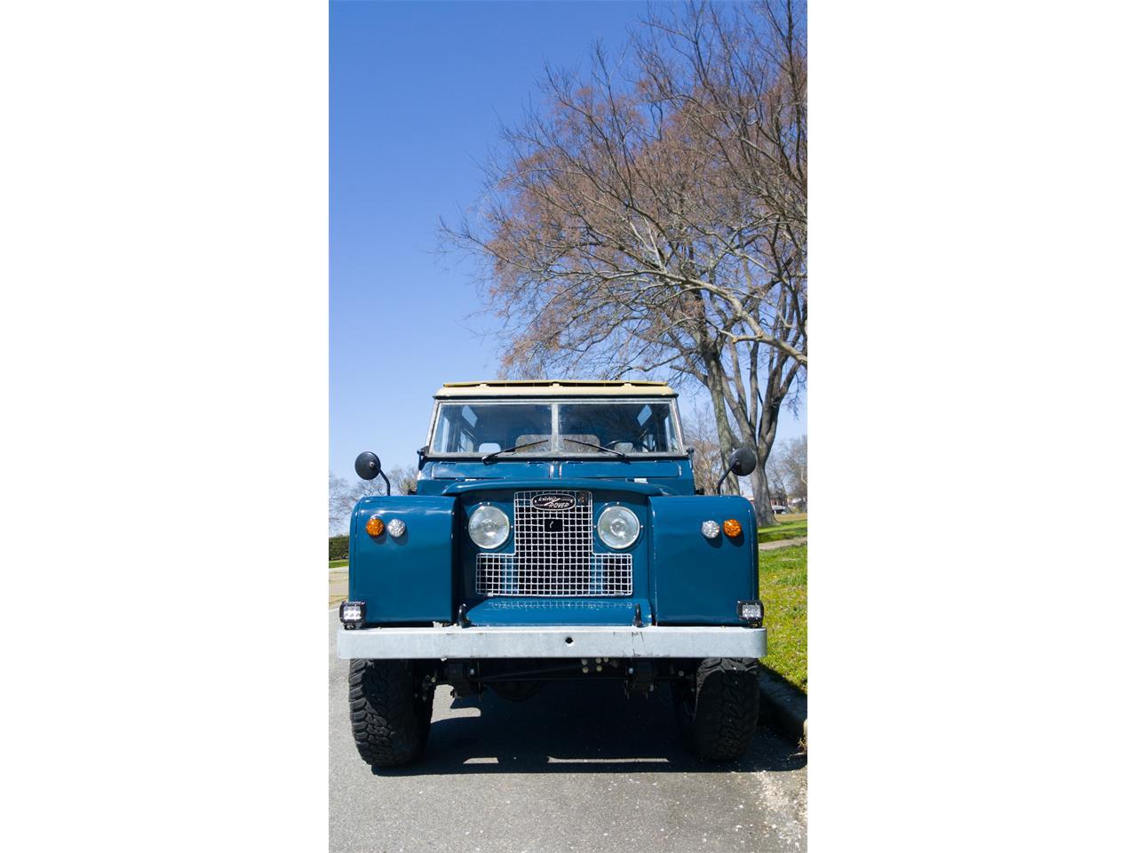 1965 Land Rover Series IIA (CC-1353037) for sale in Richmond, Virginia