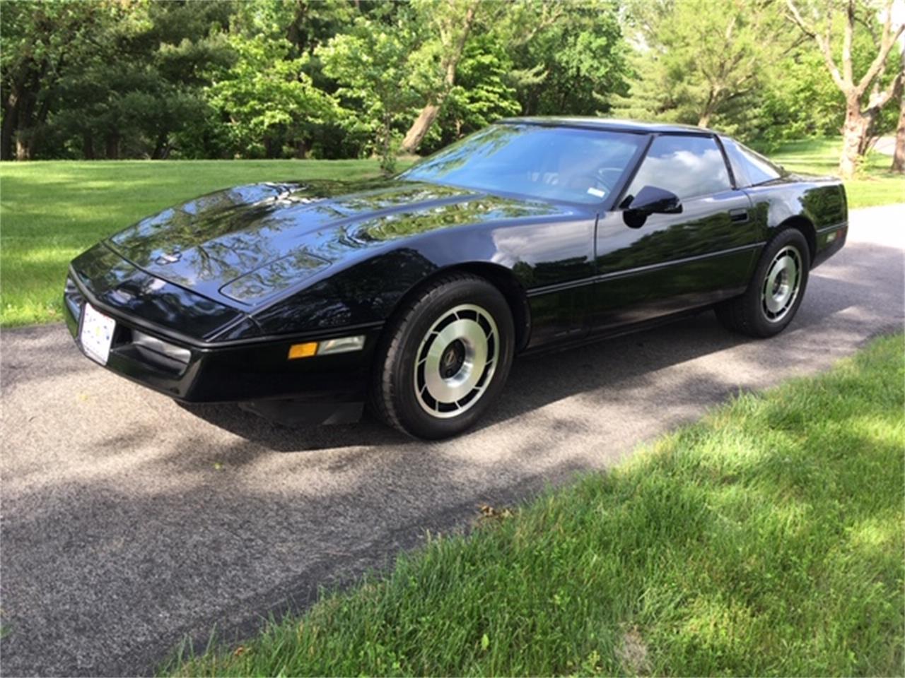 1984 Chevrolet Corvette (CC-1353042) for sale in Labadie, Missouri