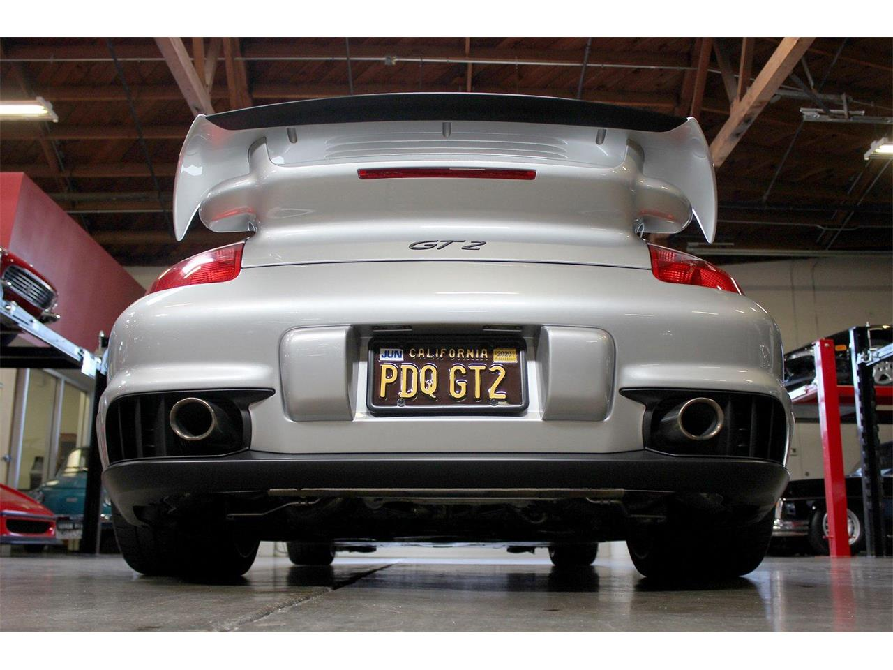 2008 Porsche 911 (CC-1353048) for sale in San Carlos, California