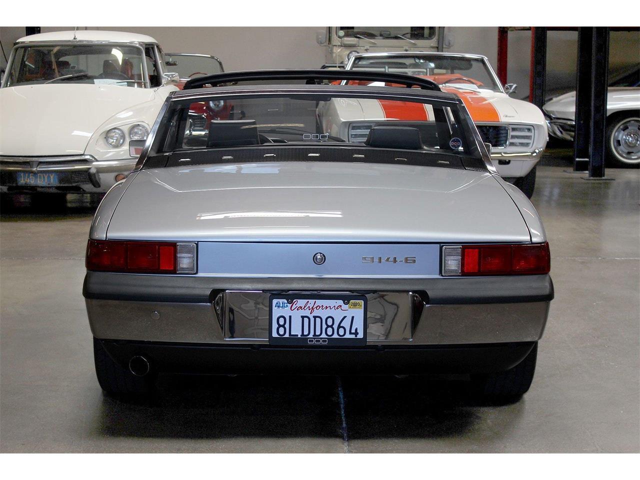1970 Porsche 914/6 (CC-1353049) for sale in San Carlos, California