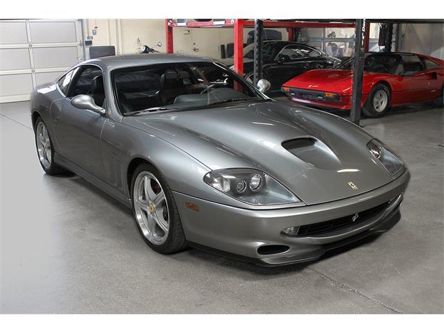 2000 Ferrari 550 Maranello (CC-1353052) for sale in San Carlos, California