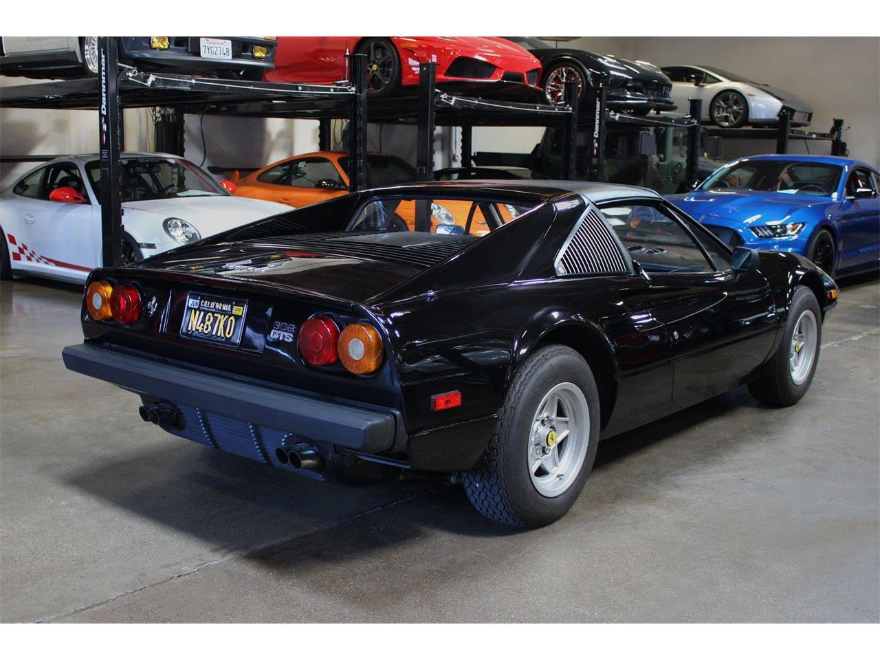 1979 Ferrari 308 GTS (CC-1353053) for sale in San Carlos, California