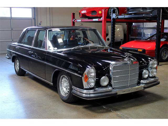 1972 Mercedes-Benz 300SEL (CC-1353055) for sale in San Carlos, California
