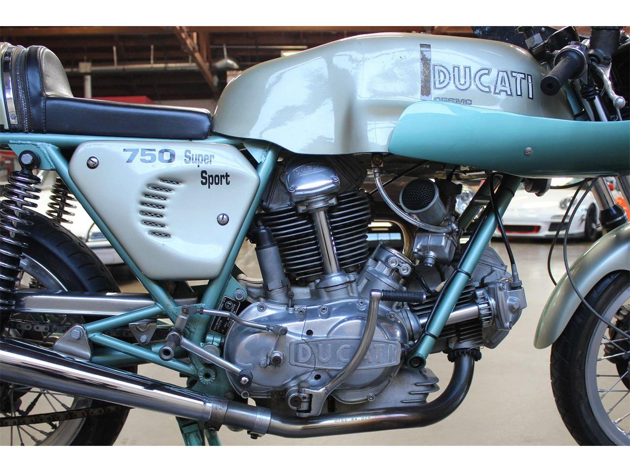 1975 Ducati 1098 (CC-1353057) for sale in San Carlos, California