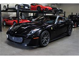 2011 Ferrari 599 GTO (CC-1353063) for sale in San Carlos, California