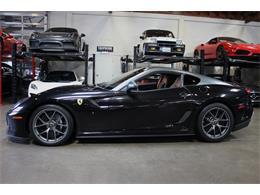 2011 Ferrari 599 GTO (CC-1353063) for sale in San Carlos, California