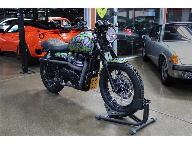 2014 Triumph Motorcycle (CC-1353066) for sale in San Carlos, California