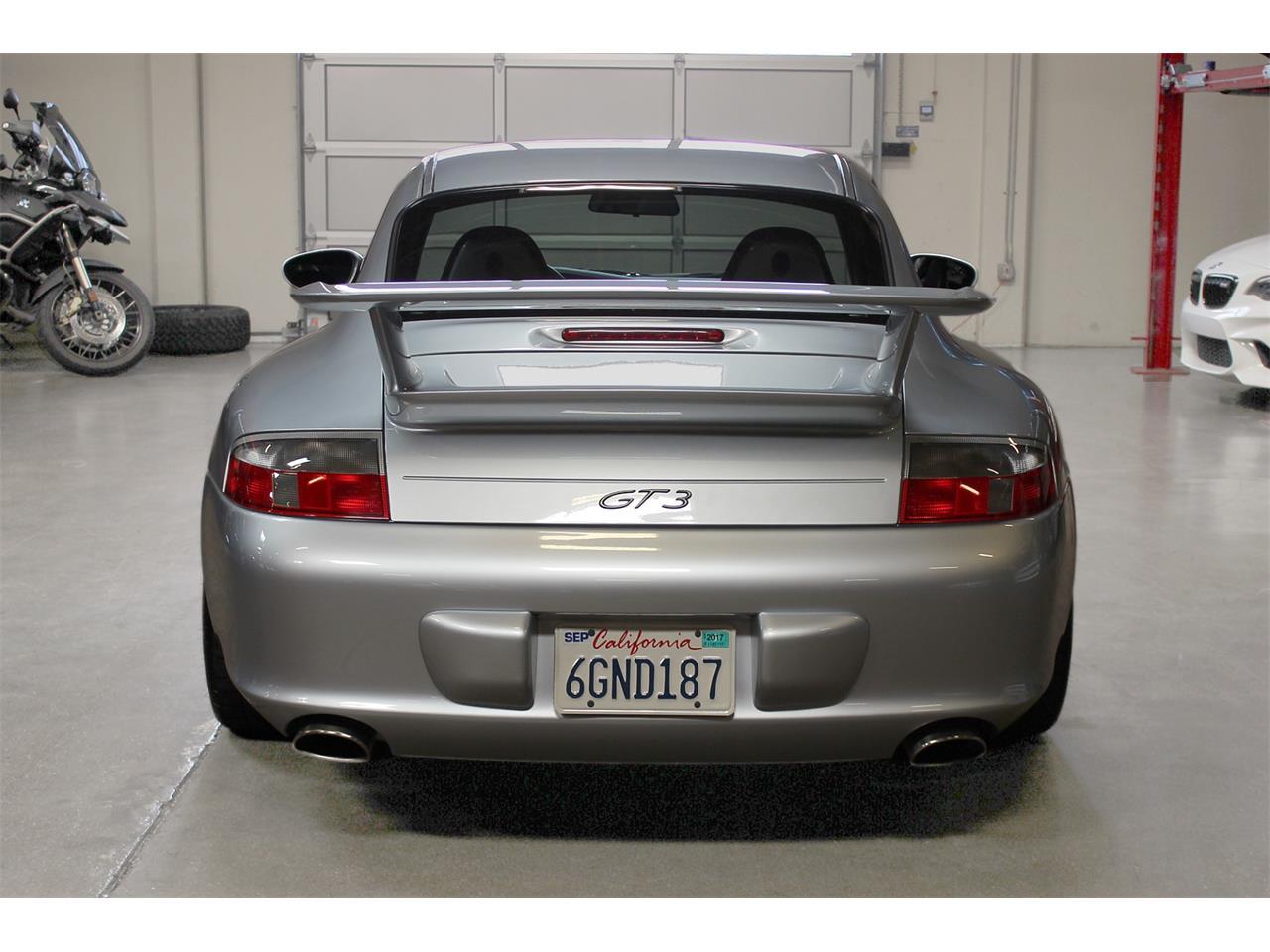 2004 Porsche 911 (CC-1353067) for sale in San Carlos, California