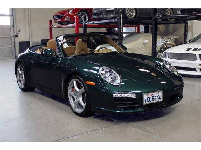 2009 Porsche 911 (CC-1353072) for sale in San Carlos, California
