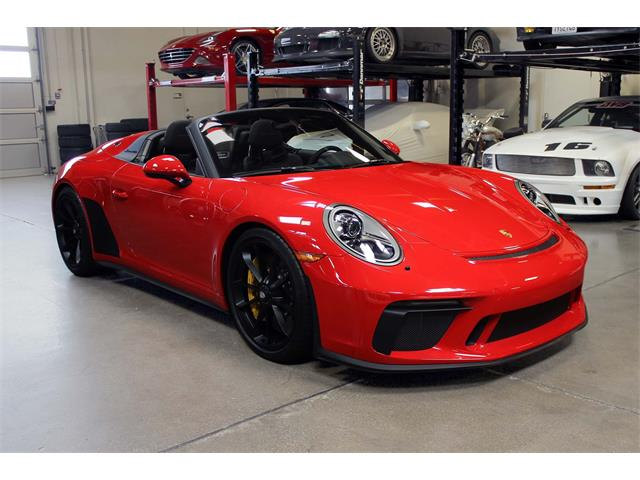 2019 Porsche 911 (CC-1353073) for sale in San Carlos, California