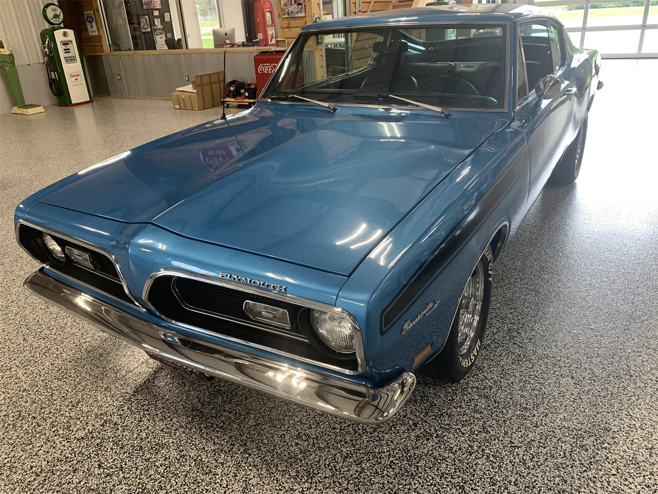 1969 Plymouth Barracuda (CC-1353074) for sale in Hamilton, Ohio