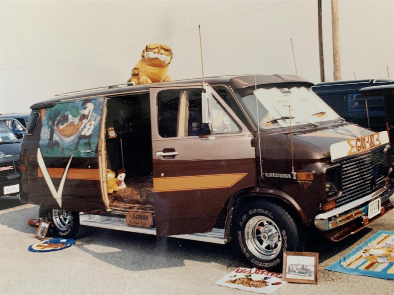1976 GMC Vandura (CC-1353081) for sale in Sparta, Wisconsin
