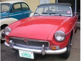 1969 MG MGB (CC-1353084) for sale in rye, New Hampshire