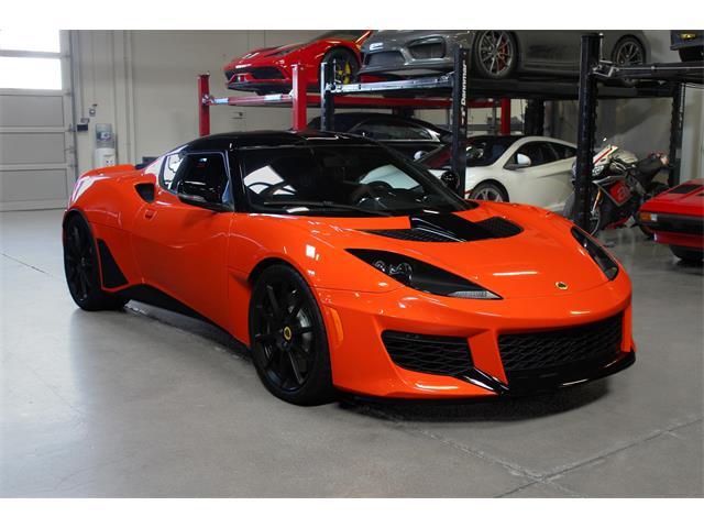 2020 Lotus Evora (CC-1353096) for sale in San Carlos, California