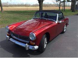 1968 Austin-Healey Sprite (CC-1350031) for sale in Cadillac, Michigan