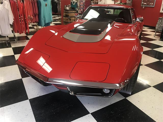 1968 Chevrolet Corvette (CC-1353104) for sale in Athens, Alabama