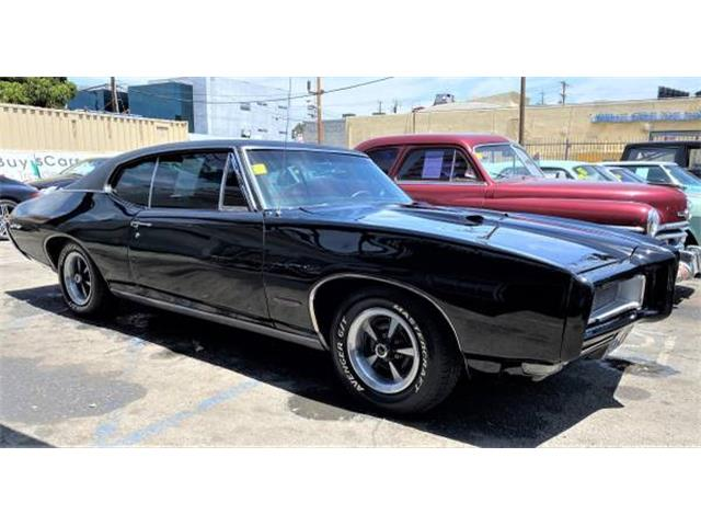 1968 Pontiac GTO (CC-1353106) for sale in LOS ANGELES, California
